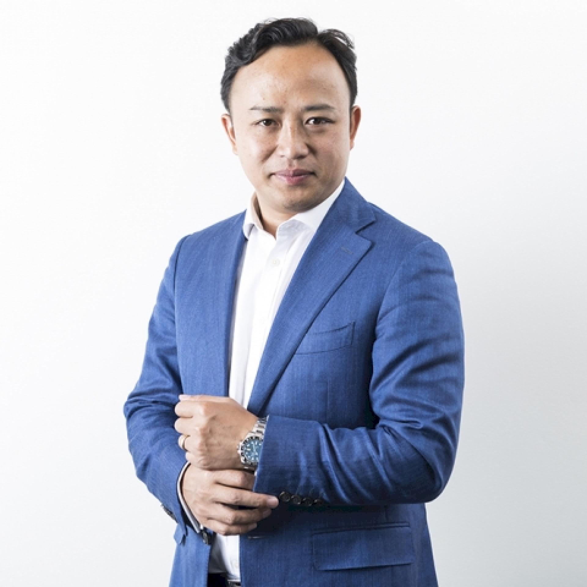 Abraham Liu